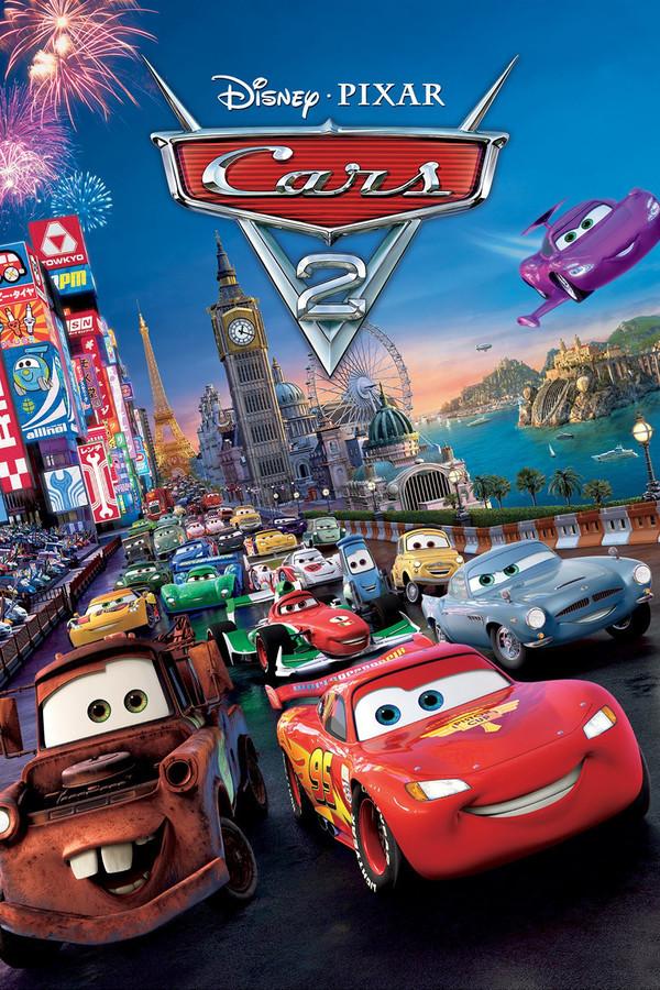 Cars 2 Kids Family Film Tv Virgin Megastore