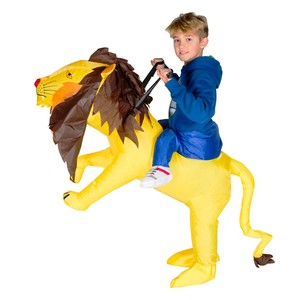 Bodysocks Inflatable Lion Costume for Kids