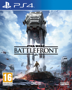 Star Wars Battlefront Battle Of Jakku PS4