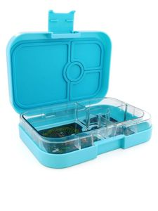 Yumbox Mystic Aqua Unicorn Lunch Kit [4 Compartments]