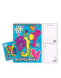 Iscream Bff Book Of Lists Flip Activity Book