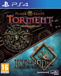 Planescape: Torment & Icewind Dale - Enhanced Edition - PS4