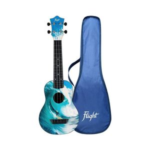 Flight Surf Travel Soprano Ukulele TUS25