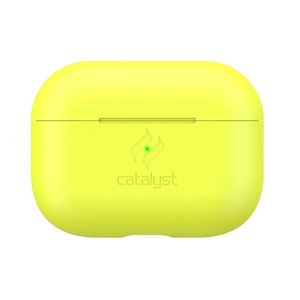 Catalyst Slim Case Neon Yellow for AirPods Pro