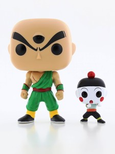Pop & Buddy Dragon Ball Z S4 Chiaotzu & Tien