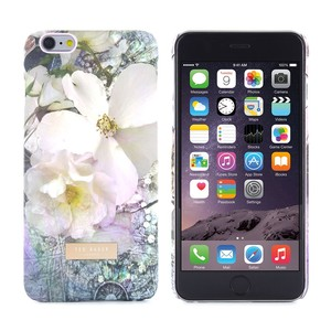 Proporta Ted Baker Soft Feel Hard Shell Malissa Tiled Floral Case iPhone 6/6S Plus