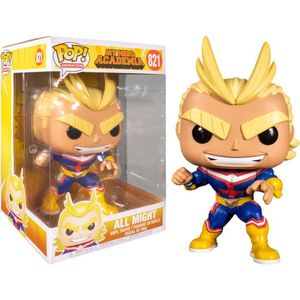 Funko Pop Animation My Hero Academia All Might 10 Inch Vinyl Figure [Pre-order]