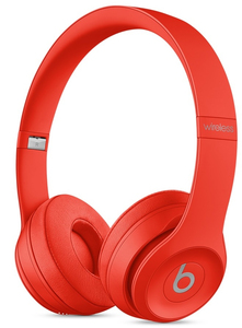 Beats By Dr. Dre Solo3 Red On-Ear Headphones