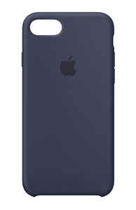 Apple Silicone Case Midnight Blue for iPhone 8/7