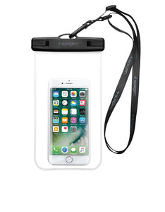 Spigen Velo A600 Crystal Clear Universal Waterproof Pouch For Smartphones
