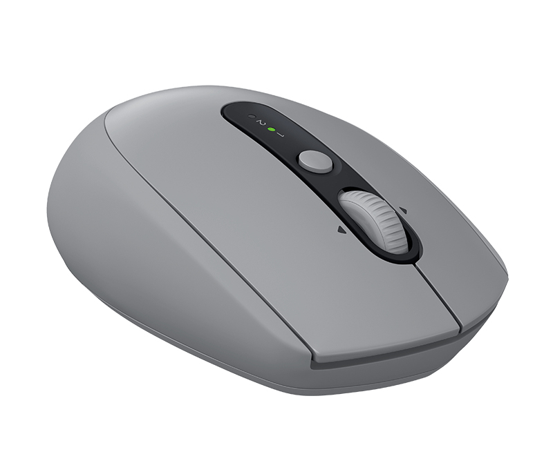 24fbe2ebd67 Logitech Mouse M590 Multi-Device Silent Mid Gray | Mice | Keyboards ...