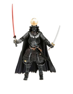 Bandai Star Wars Meisho Samurai General Darth Vader