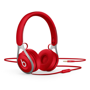 Beats EP Red On-Ear Headphones