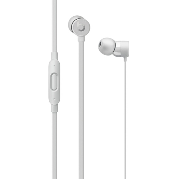 Beats By Dr Dre Urbeats3 Matte Silver In-Ear Earphones with Lightning  Connector  cbd026b2fd