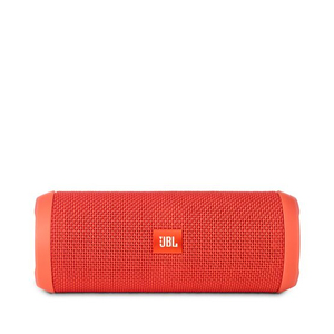 JBL Flip3 Orange Speaker