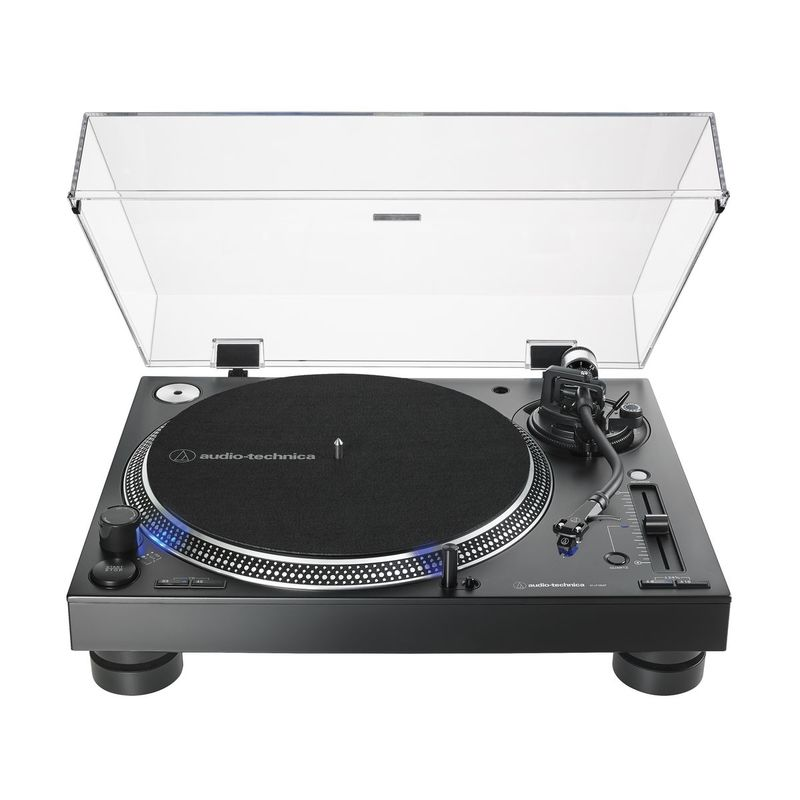 Audio Technica At Lp140xp Turntable Black Turntables