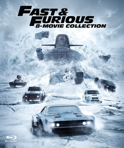 Fast & Furious: 8 Movie Collection [8 Disc Set]