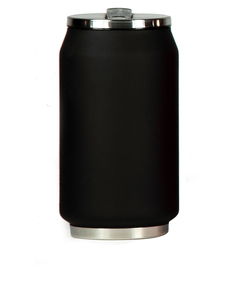 Yoko Soft Touch 280Ml Black Travel Mug