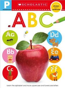 Abc Pre-K Workbook: Scholastic Early Learners (Skills Workbook)