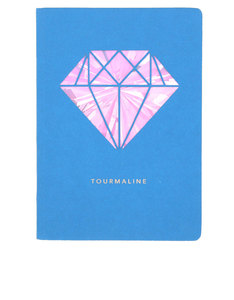 Portico Design Tourmalline Birthstone Turquoise A6 Notebook