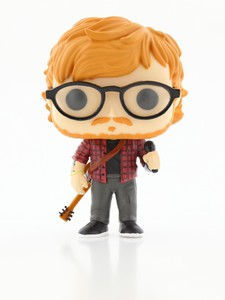 Funko Pop Rocks Ed Sheeran Vinyl Figure