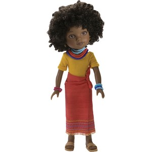 Hearts For Hearts Girls Doll - Rahel From Ethiopia
