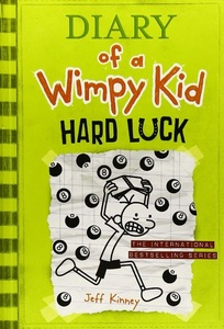Dirary of a Wimpy Kid 08: Hard Luck