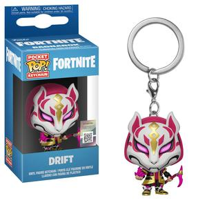 Funko Pop Games Fortnite S2 Drift Vinyl Keychain