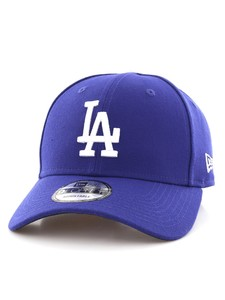 New Era The League La Dodgers Cap Royal Blue/Optic White