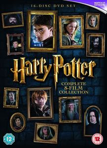 Harry Potter: The Complete Collection [Special Edition][16 Disc Set]