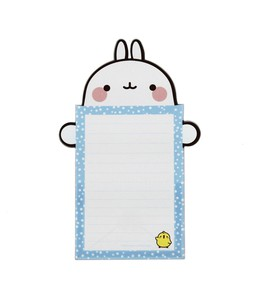 Blueprint Collections Molang Notepad Set