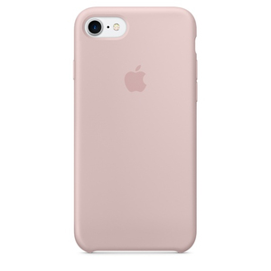 Apple Silicone Case Pink Sand iPhone 7
