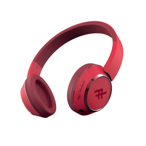 iFrogz Coda Red Wireless Headphones