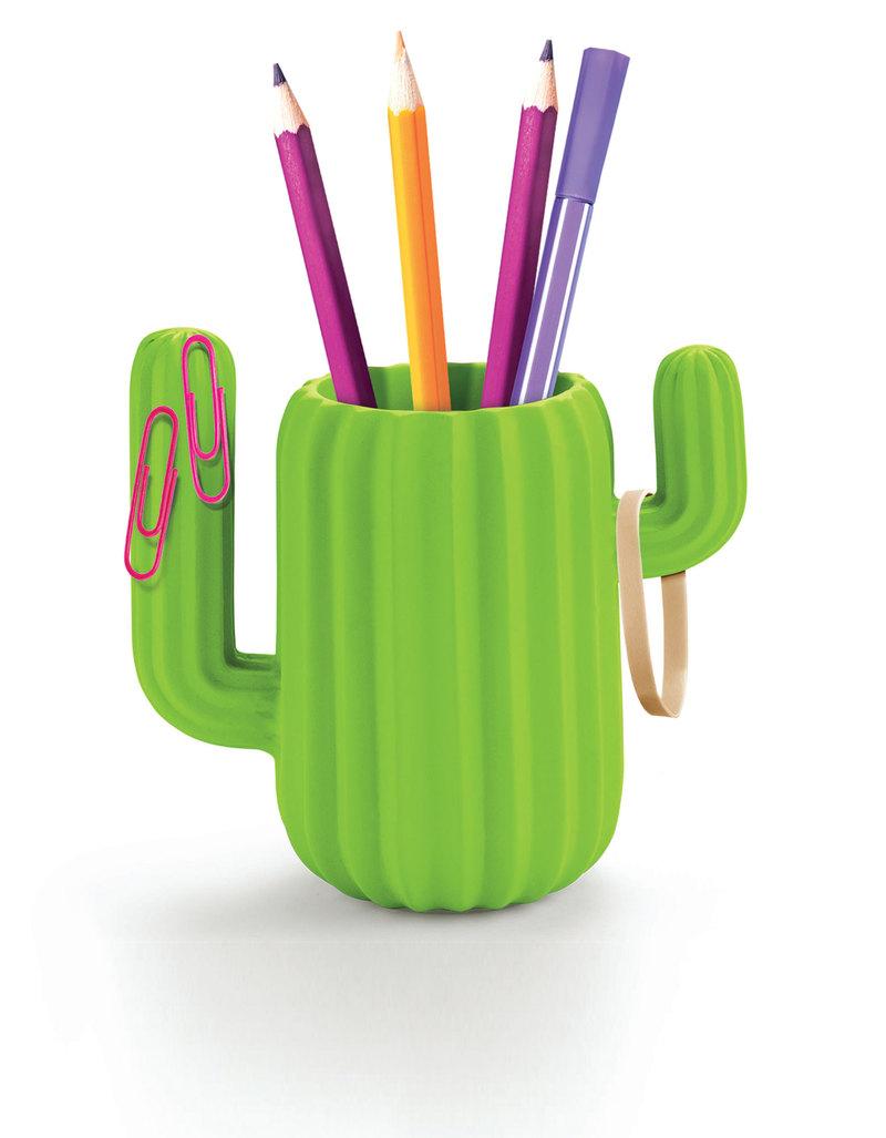 mustard cactus desktop organiser penpot  u0026 magnetic