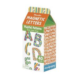 Uppercase Letters Magnetic Shapes