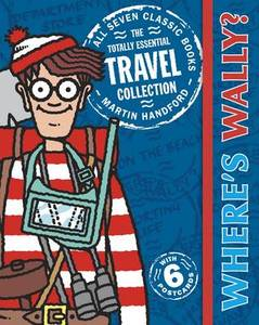 Wheres Wally The Totally Essential Travel Coll