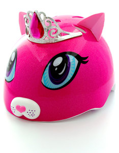 Cpreme Dutchess Meow Child Pink Kids Helmet