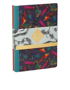 Ted Baker Mini Notebooks [Set of 3]