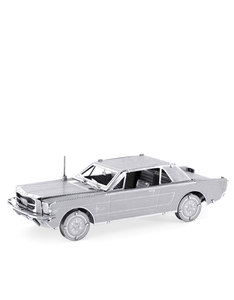 Metal Marvel 1965 Ford Mustang Coupe Model