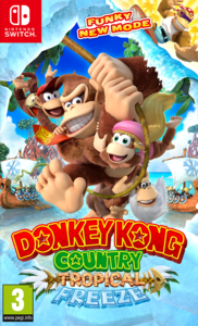 Donkey Kong Country: Tropical Freeze [Pre-owned]