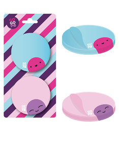 GoGoPo Sticky Notes [2 Pack]