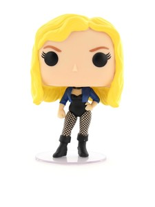 Funko Pop Heroes 2019 Eccc Black Canary Vinyl Figure