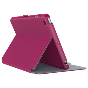 Speck Stylefolio Case Fuchsia/Nickel Grey iPad Mini 4