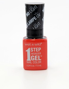 Wet N Wild Gel Nail Color Coral Support