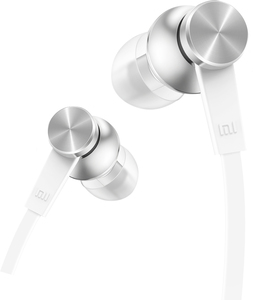 Xiaomi Mi Piston Silver In-Ear Earphones