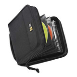 Case Logic 32 Cd Wallet Black