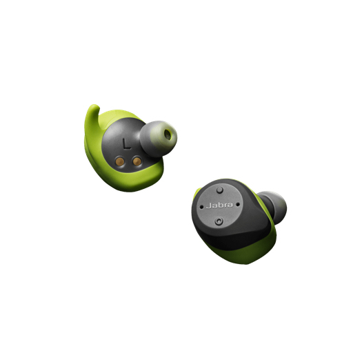 Jabra Elite Sport Earphones Black/Green