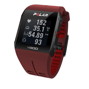 Polar Javier Gomez Noya V800 Red Smart Watch