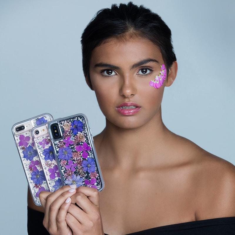 best cheap 7029c d4a64 Case-Mate Karat Petals Case Purple for Iphone 8/7