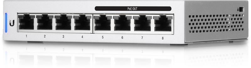 Ubiquiti Unifi Switch 8-Port 60W